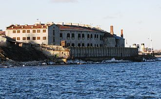 Kalamaja - Image: Patarei Prison, Tallinn