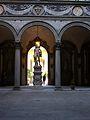 Pati del palau Mèdici-Riccardi de Florència.JPG