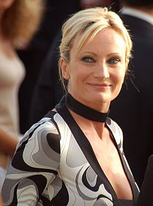 Patricia Kaas at the Cannes festival, 2007