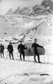 Patrouille auf Skiern - CH-BAR - 3237147.tif