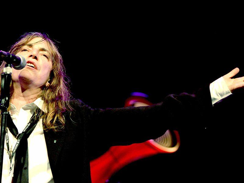 File:Patti Smith performing at TIM Festival, Marina da Gloria, Rio De Janeiro (9).jpg