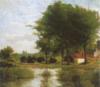 PaulGauguin-1877-Landscape in Autumn.png