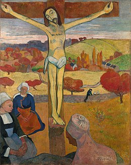 Paul Gauguin - Le Christ jaune (1889).jpg