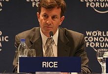 Paul Rice - World Economic Forum on the Middle East 2008.jpg