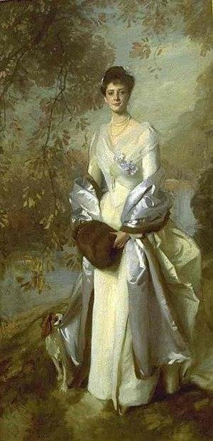 Herbert Spender-Clay - Pauline Astor, John Singer Sargent, c. 1898