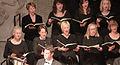 Pauluskirche Ulm Konzert Sängerinnen des Oratorienchors 2009 03 22.jpg