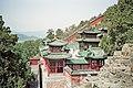Pavillon der kostbaren Wolken Neuer Sommerpalast Peking 1991.jpg