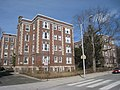 Peabody Court Apartments, 41-43 Linnaean Street, Cambridge, MA - IMG 4541.JPG