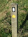 Peddars Way post - geograph.org.uk - 686947.jpg