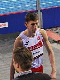 Pedros Cup 2015 Łódź, Damian Czykier 01.jpg