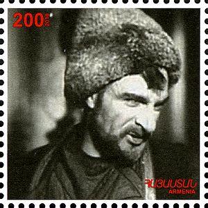 Pepo (film) - Image: Pepo (film) 2011 Armenian stamp 1