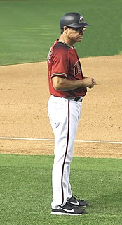 American baseball player and coach