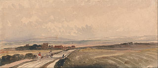 A Yorkshire Road