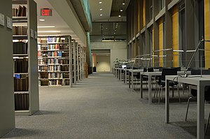 Schulich School of Business - Peter F. Bronfman Business Library