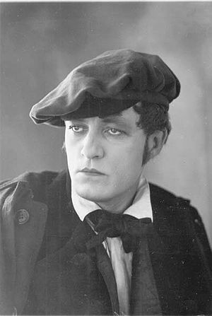 Peter Malberg - in the 1922 film Hans Gode Genius