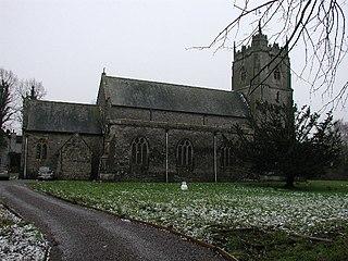 Peterstone Human settlement in Wales
