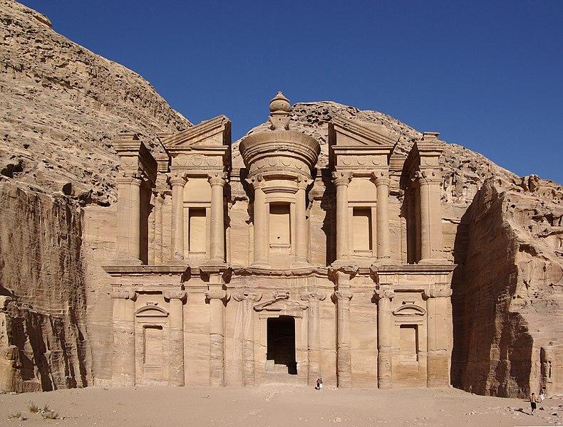 Wonderful Places In Asia Petra Jordan