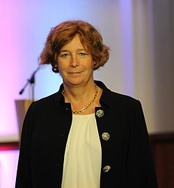 Petra de Sutter at ILGA conference 2018 Political Town Hall 06 (cropped).jpg