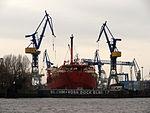 Petrojarl Banff (ship, 1997) Hamburg 03.jpg