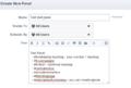 Phabricator Creating a new text panel.png