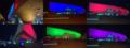Phaeno illuminated at night.png