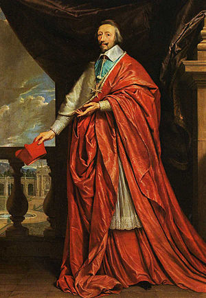 Philippe de Champaigne - Cardinal Richelieu - WGA4725
