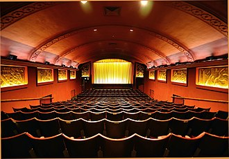 Phoenix Cinema - The auditorium
