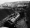 Photo of the train accident at Nidareid, Norway 1921.jpg