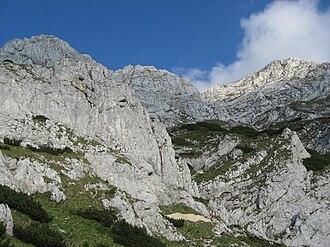 Piatra Craiului Mountains - Middle segment