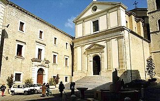 Potenza - Cathedral Square