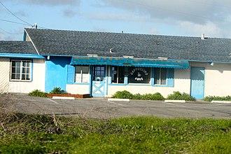 Piedras Blancas Motel - Piedras Blancas Motel cafe, 2010
