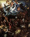 Pieter Bruegel the Elder - The Fall of the Rebel Angels (detail) - WGA03406.jpg