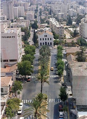Rishon LeZion - Rishon LeZion in the 1990s
