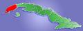 Pinar del Río Province Location.png
