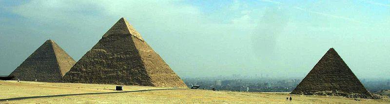 Zboruri Egipt