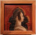 Pittore cremonese, busti maschili e famminili dal fregio di un soffitto ligneo, 1480-90 ca. 03.JPG