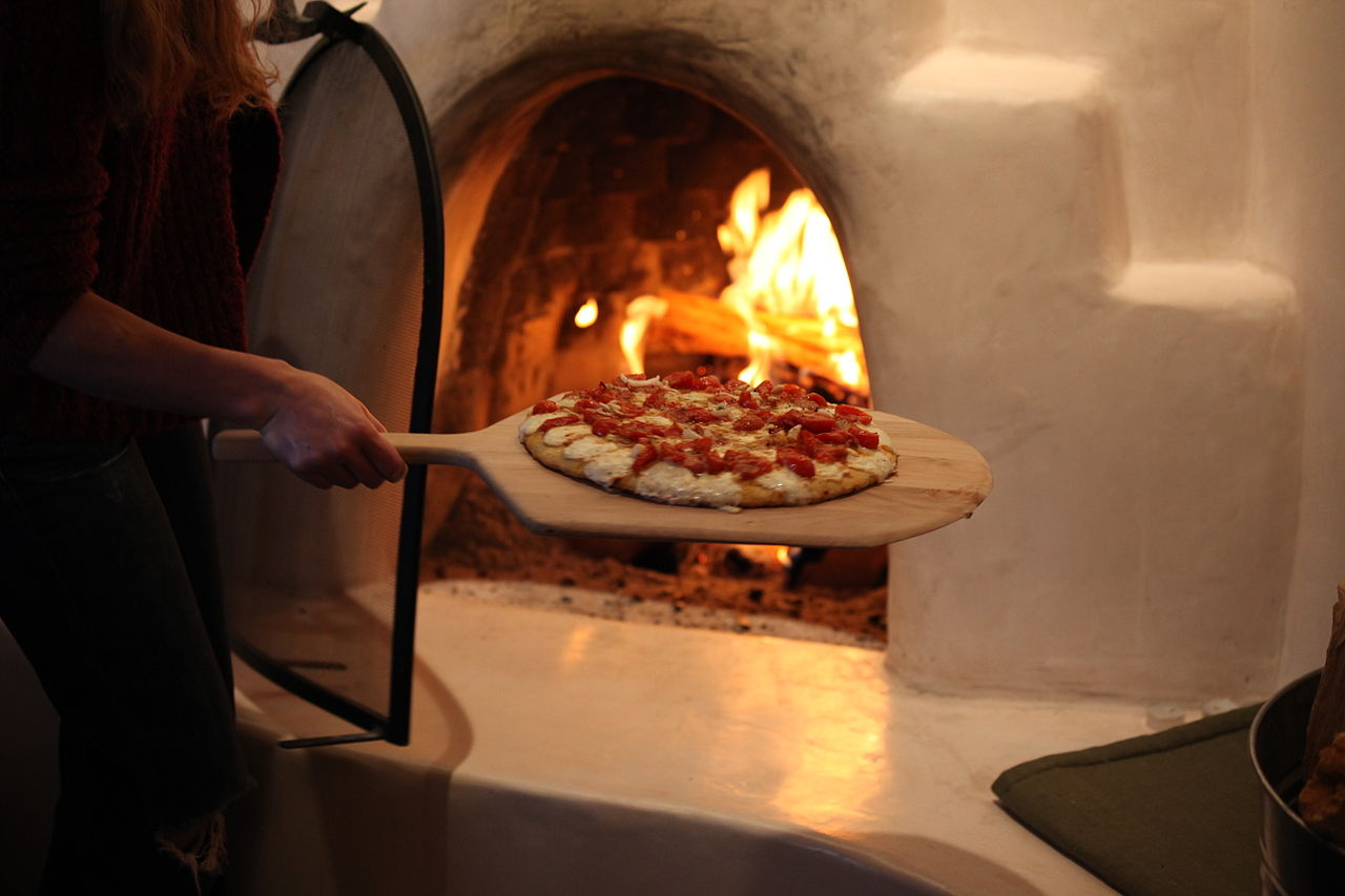 Fire Baked Pizza Three Forks Nevada City Ca