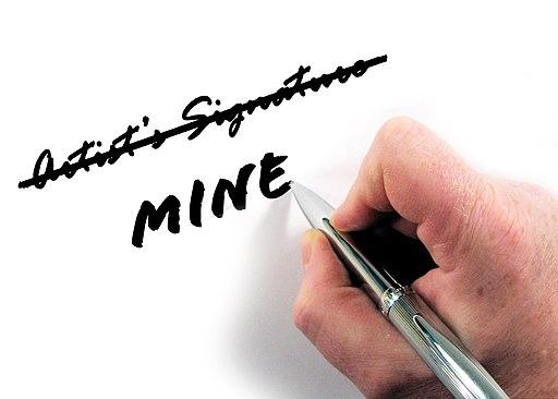 Plagiarism signature