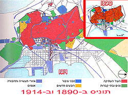 Plan tunis 1890 1914-he.jpg