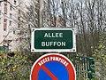 Plaque Allée Buffon - Maisons-Alfort (FR94) - 2021-03-22 - 2.jpg