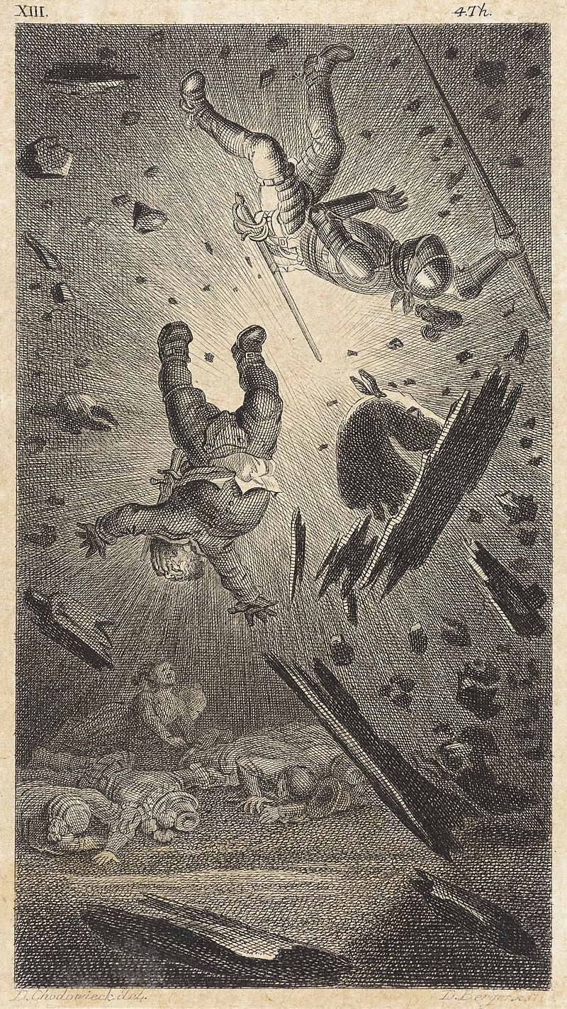 Plate XIII from Life and Adventures of the Knight Don Quixote de la Mancha LACMA 54.67.281.jpg