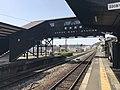 Platform of Bungo-Mori Station 7.jpg
