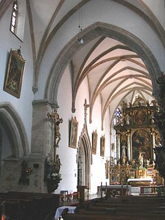 Franciscan Monastery, Plzeň monastery in Plzeň
