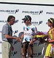 Podium Tour de l'Ain 2013 - Romain Bardet - super combatif - 2.JPG
