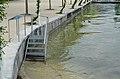 Poertschach Johannes-Brahms-Promenade Treppe zum Wasser 10052013 584.jpg