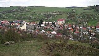 Mikušovce, Ilava District Municipality in Slovakia