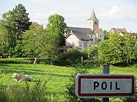Poil, Nièvre - Rue du Moulin - Panneau 2.jpg