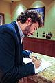 Polidoro book signing TAM 2013.jpg