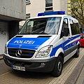 Polizei-Sprinter Maikundgebung-Solingen 2010.jpg