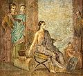 Pompeii - Casa del Chirurgo - Paintress - MAN.jpg